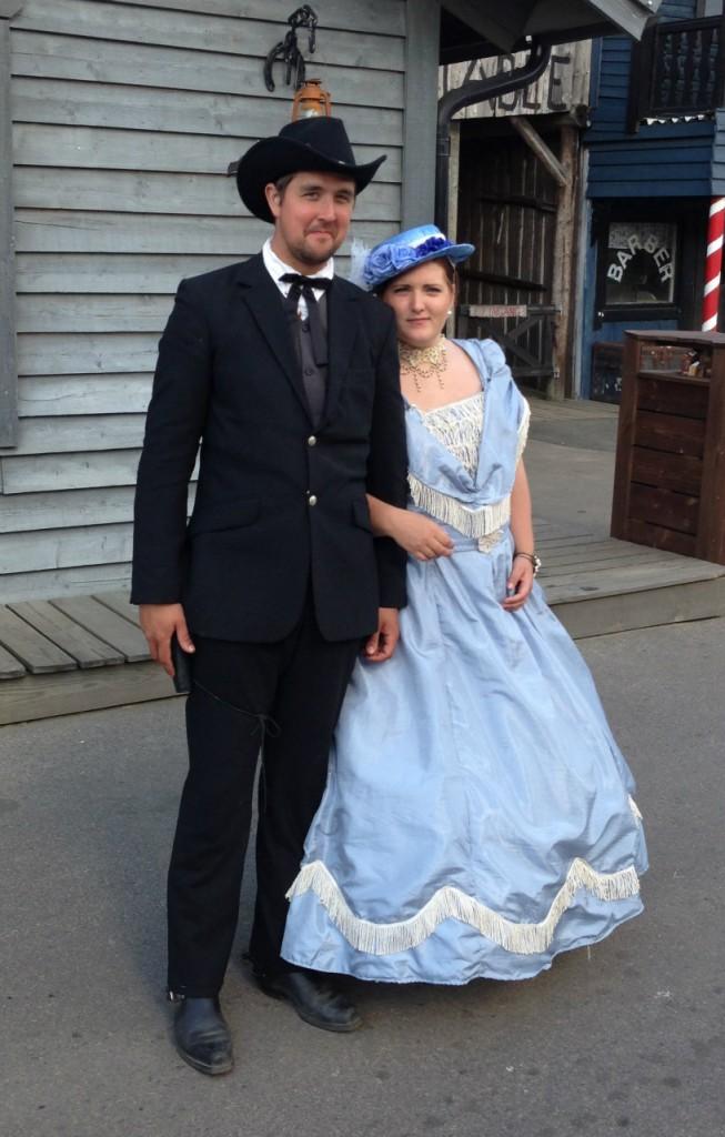 Henrik och Jessica263 , 264